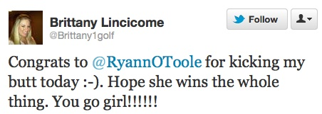 Lincicome Tweet Congrats to OToole