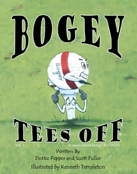 Bogey Tees Off Book Cover