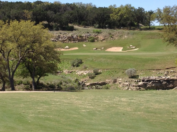 La Cantera Resort Course, Hole 12,