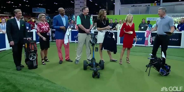 Golf Channel Coverage of The PGA Merchandise Show: Three Cool